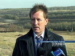 Рабочая поездка губернатора по югу Воронежской области завершилась