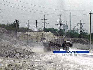 Разработка карьера привела к экологическим проблемам: жители страдают от пыли