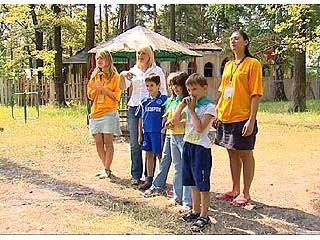 Развивающий лагерь ⌠Ракета■ открыл двери для воронежских школьников