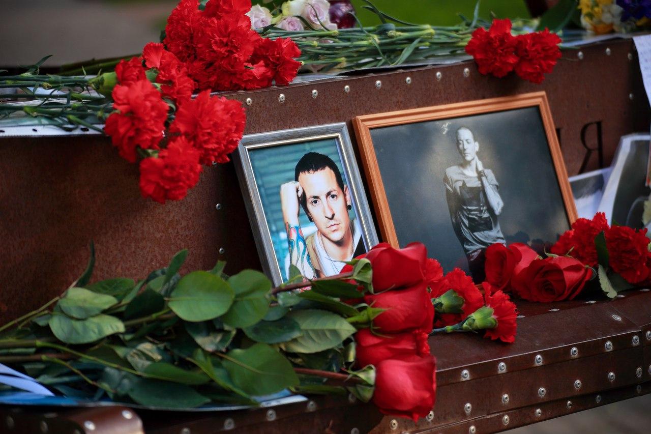 В Воронеже пройдёт вечер памяти солиста Linkin Park