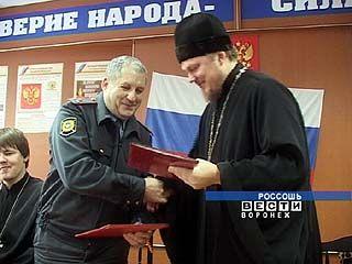 Реформа органов МВД дошла до Россошанского района
