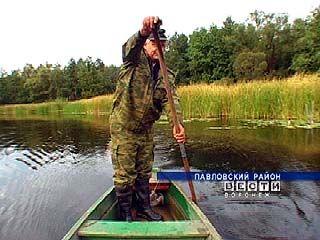 Река Битюг считается самой чистой в Воронежской области