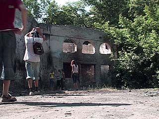 "Реконструкция парка ""Динамо"" отложена до следующего года"