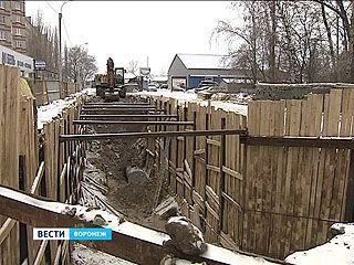 Ремонт коллектора на улице 25 Января должны завершить к концу февраля