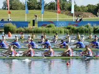 Российская команда по гребле пробилась в финал Олимпийских игр