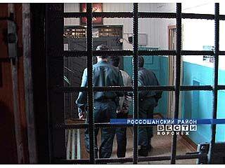 Россошанские милиционеры задержали грабителя по горячим следам