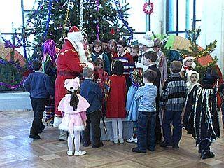 Рождественская елка откроется в Театре оперы и балета