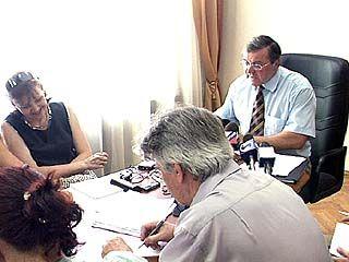 Руководитель главного управления госимущества встретился с журналистами