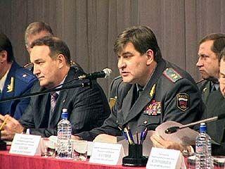 Руководитель ГУВД Воронежской области встретится с журналистами