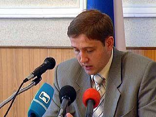 Руководитель Управления экономического развития провел конференцию