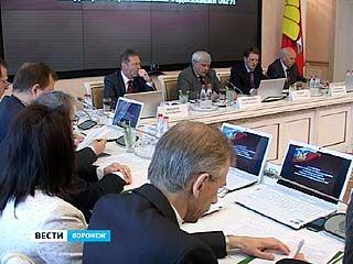 Руководители городских округов оценили антикризисный опыт Воронежа