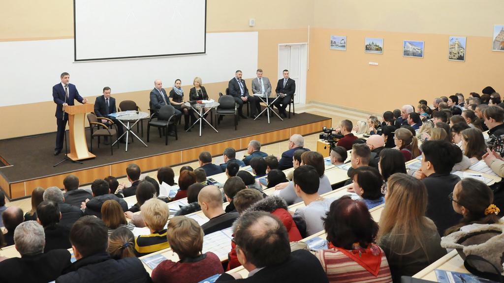 В Воронежском опорном университете День открытых дверей посетили 2 тыс. человек