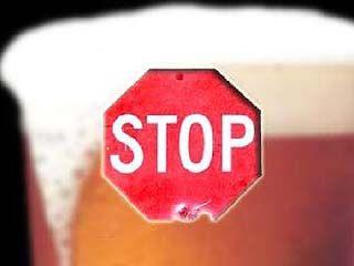 С 1 января 2013 года вступил в силу запрет на продажу пива в ларьках