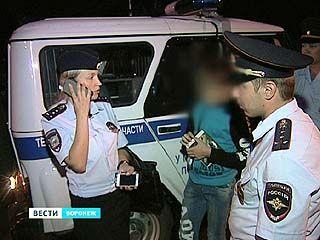 С начала этого года задержано 250 нарушителей комендантского часа