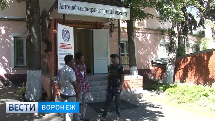 Полиция проверит воронежский вуз после жалоб иностранных студентов на проректора