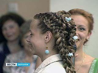 Самая терпеливая студентка агроуниверситета отрастила косу в 80 сантиметров