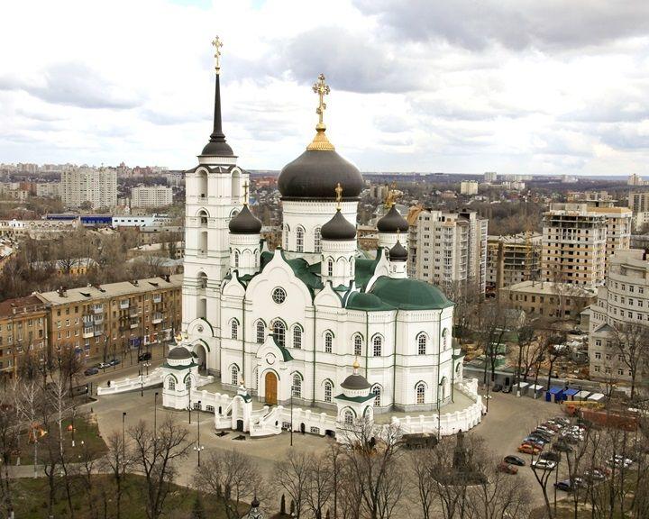 Самые амбициозные сооружения Воронежа, которые возведены или были только в мечтах