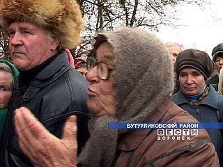 Село Козловка осталось без голубого топлива
