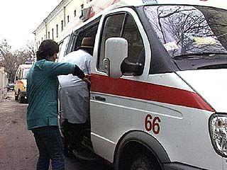 Семь человек пострадали в ДТП на территории Воронежской области