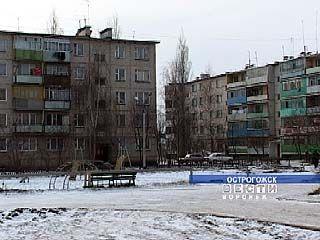 Северный район Острогожска остался без тепла