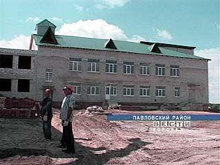 Школа-долгострой в селе Лозовое может быть законсервирована