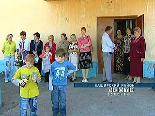 Школа села Колодезное на грани забастовки