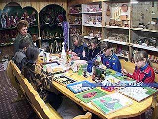Школа века Эртильского района
