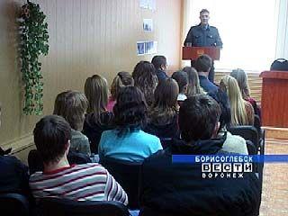 Школьники Борисоглебска станут участниками судебных разбирательств