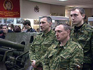 Школьники и студенты встретились с ветеранами боевых действий