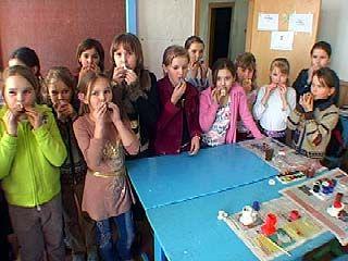 Школьники села Пузево возрождают старинные промыслы
