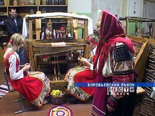 Школьники Воробьёвского района решили возродить забытые традиции