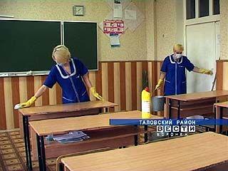 Школы Таловского района закрывают на карантин