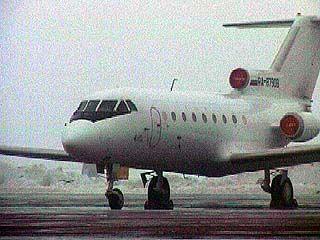 Сильный туман изменил расписание пассажиров Воронежского аэропорта