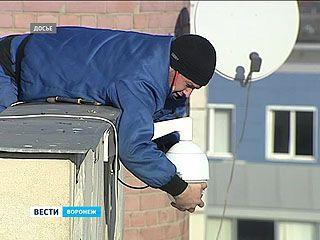 Система видеонаблюдения в Воронеже появится с отставанием - в январе