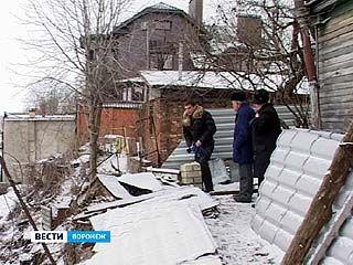 Ситуация на улице Красненькой продолжает ухудшаться