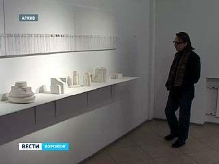 """Скульптуры воронежского художника могут стать """"Проектом года"""""""