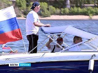 Сначала по реке, потом по суше - из Воронежа в Крым отправились тульские энтузиасты