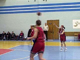 Со счетом 76:64 воронежские баскетболистки обыграли московских