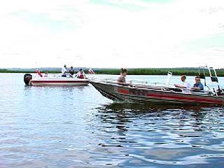 Соблюдение правил движения на воде проверяли сотрудники ГИМС