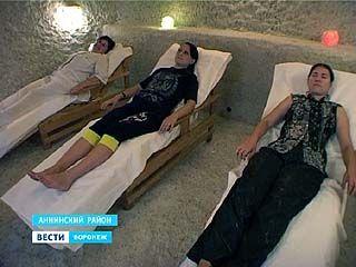 Соляная комната появилась в селе Садовое Аннинского района