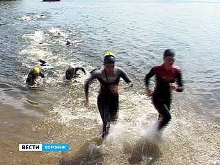 Соревнования в Воронеже открывали сезон российского триатлона