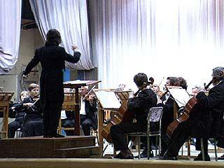 Состоится концерт молодежного симфонического оркестра