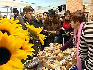 Состоялась дегустация товаров производителей Воронежа и области