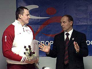Состоялась пресс-конференция с участием Дмитрия Степушкина