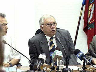 Состоялась пресс-конференция уполномоченного по правам человека Владимира Лукина