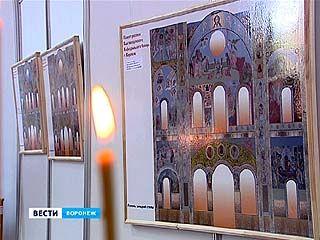 Состоялась презентация эскизов росписи Благовещенского собора
