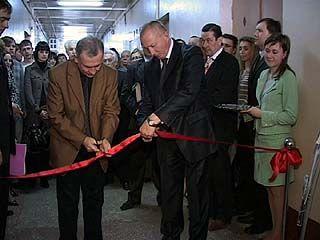 Состоялось официальное открытие бизнес-инкубатора ВГТА