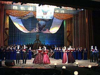 Состоялось открытие года культуры Воронежской области
