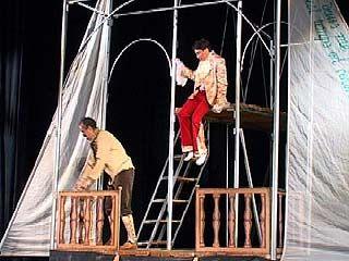 Состоялось закрытие Международного театрального фестиваля
