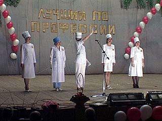 Состоялся финал конкурса мастерства медицинских сестер